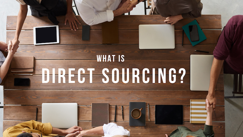 What is Direct Talent Sourcing?